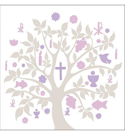Communion Symbols taupe