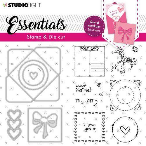 Studio Light Stamp & Cutting Die Essentials nr.56 BASICSDC56 A6 (03-21)