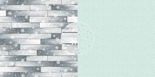 Dini Design Scrappapier 10 vl Winterhout - Stipjes 30,5x30,5cm #4016 (10-20)