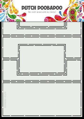 Dutch Doobadoo Card Art A4 Foldback 470.713.845 (02-21)