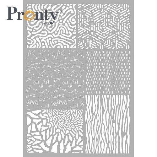 Pronty Pattern Background - 5 A4 470.770.053 (01-21)