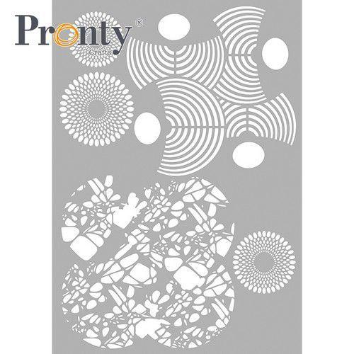 Pronty Layered Circles A4 470.770.054 (01-21)