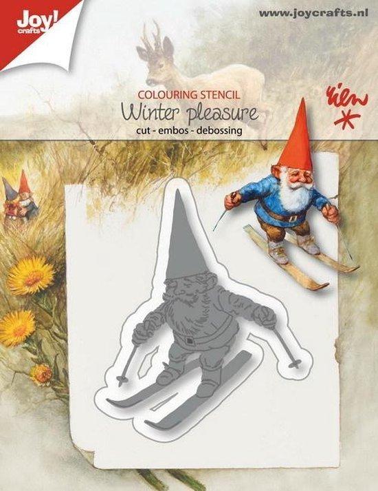 Joy! crafts - Die - Winter pleasure - 6002/1367