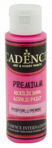 Cadence Premium acrylverf flouroscent Roze 01 038 0001 0070 70 ml (03-21)