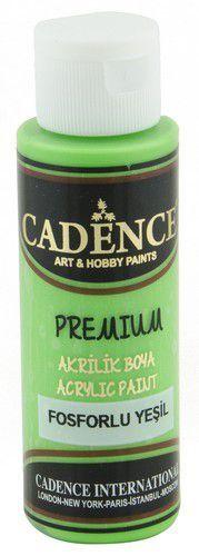Cadence Premium acrylverf flouroscent groen 01 038 0003 0070 70 ml (03-21)