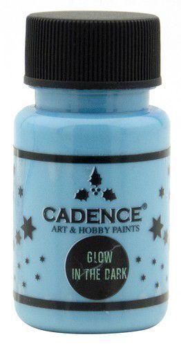 Cadence Glow in the dark Blauw 01 009 0473 0050 50 ml (03-21)