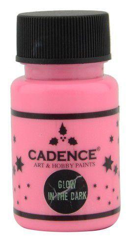 Cadence Glow in the dark Roze 01 009 0579 0050 50 ml (03-21)