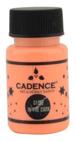 Cadence Glow in the dark Oranje 01 009 0580 0050 50 ml (03-21)