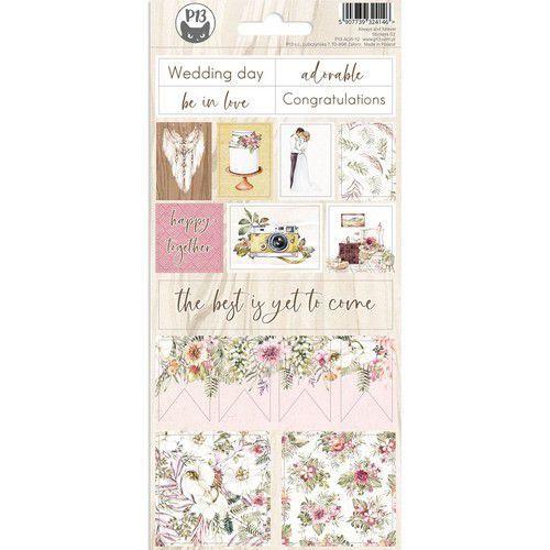 Piatek13 - Sticker sheet Always and forever 02 P13-ALW-12 10,5x23cm (02-21)