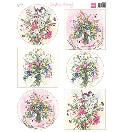 Mattie's Mooiste - Field Bouquets