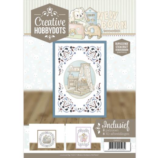 Creative Hobbydots 11 - Yvonne Creations - Newborn