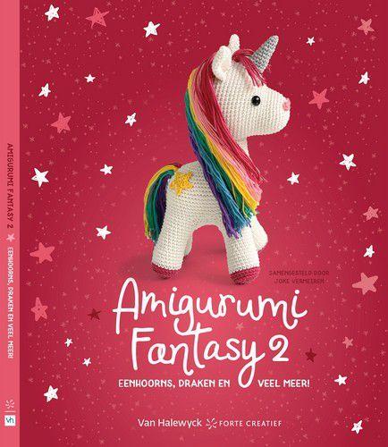 Forte Boek - Amigurumi fantasy 2 Joke Vermeiren (06-20)