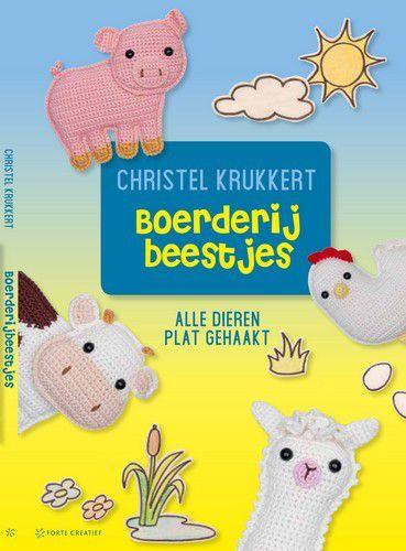 Forte Boek - Boerderijbeestjes Christel Krukkert (03-20)