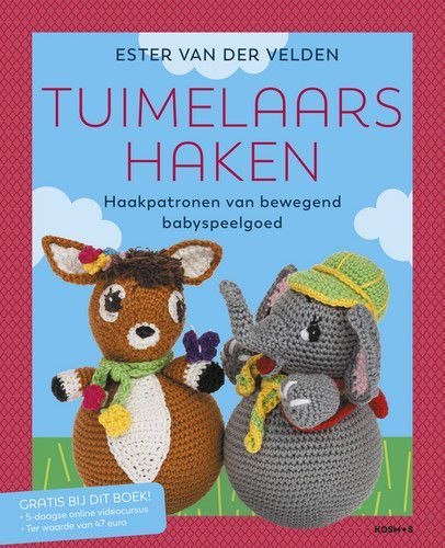 Kosmos Boek - Tuimelaars haken Van der Velden (09-20)