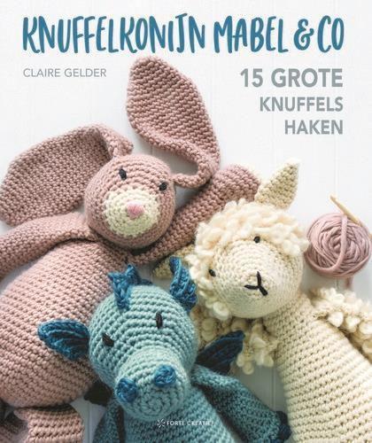 Forte Boek - Knuffelkonijn Mabel & Co Claire Gelder (08-20)