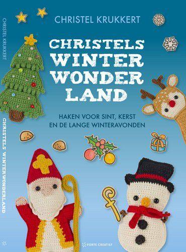 Forte Boek - Christels Winterwonderland Christel Krukkert (08-20)