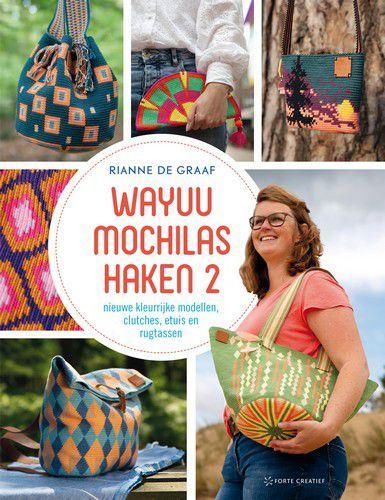 Forte Boek - Wayuu mochilas haken 2 Rianne de Graaf (10-20)