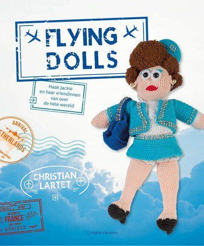 Forte Boek - Flying dolls Chris Lartet (09-20)