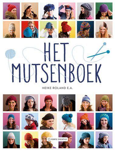 Forte Boek - Het mutsenboek Heike Roland e.a. (08-20)