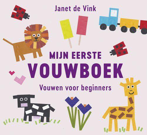 Kosmos Boek - Mijn eerste vouwboek Janet de Vink (01-21)