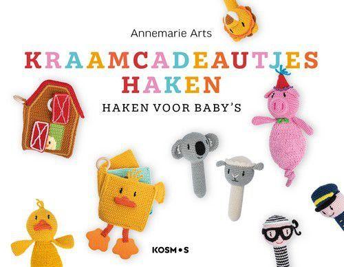 Kosmos Boek - Kraamcadeautjes haken Annemarie Arts (11-20)
