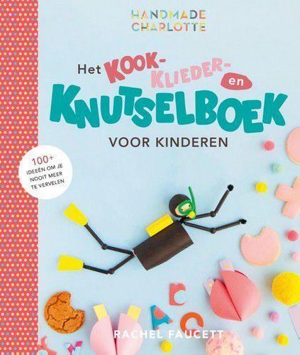 Kosmos Boek - Het kook- klieder- en knutselboek voor kinderen Faucett (03-21)