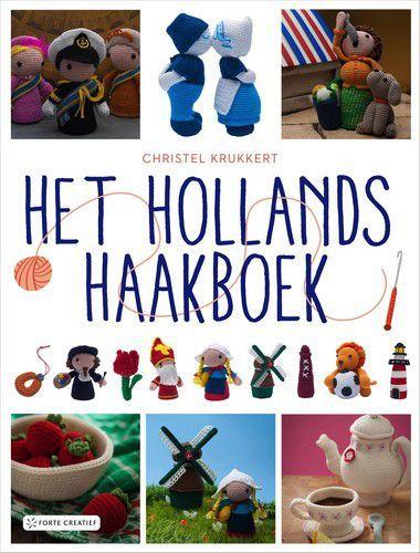 Forte Boek - Het Hollands haakboek Christel Krukkert (02-21)