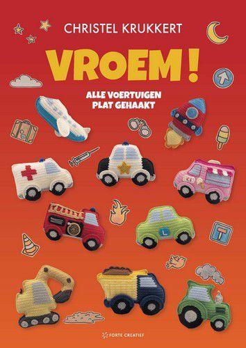 Forte Boek - Vroem! Christel Krukkert (03-21)