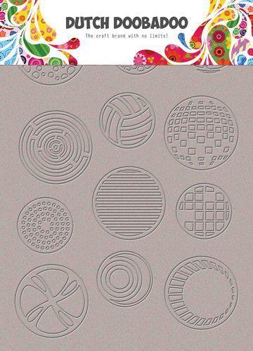Dutch Doobadoo Greyboard Art Techno A5 492.006.009 (02-21)