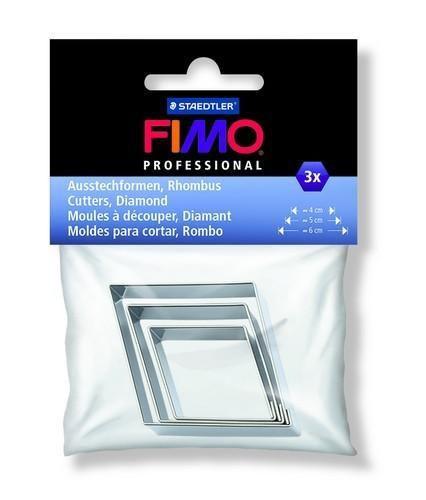 Fimo Professional cutting tools Diamond 8724 04 PB