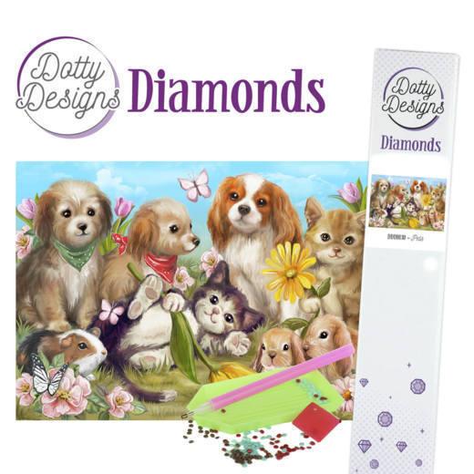 Dotty Designs Diamonds - Pets