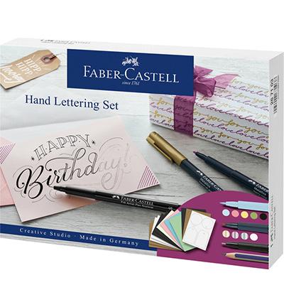 Hand lettering set Faber-Castell