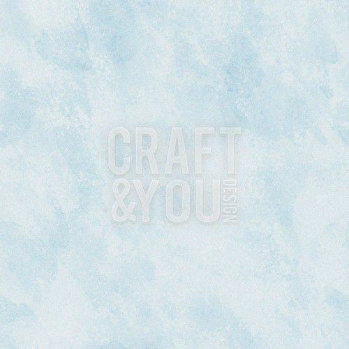 Craft&You Baby Toys Scrapbooking single paper 12x12 CPBASE-BT05 (02-21)
