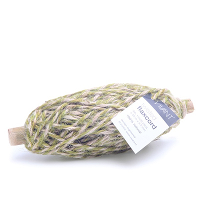 Twisted Flaxcord, Light Green