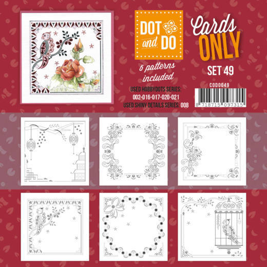 Dot and Do - Cards Only - Set 49