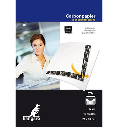 Carbonpapier Zwart