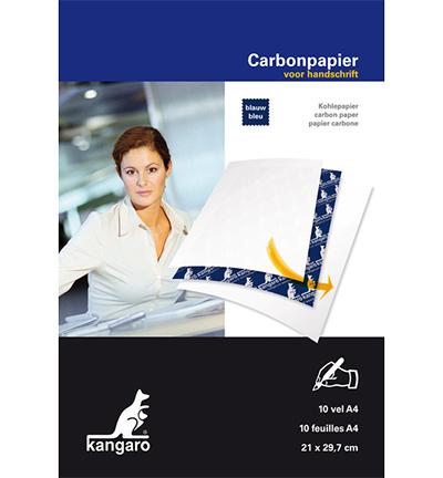 Carbonpapier Blauw
