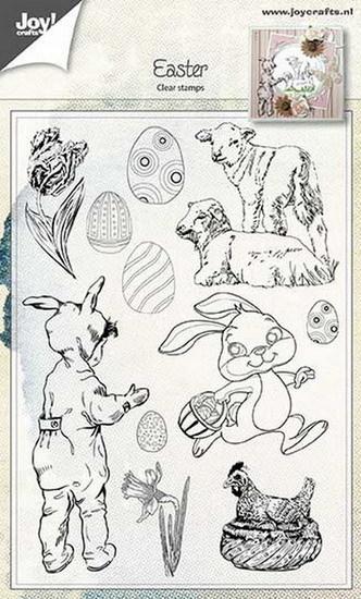 Joy! crafts - Clearstamp - Easter - 6410/0481