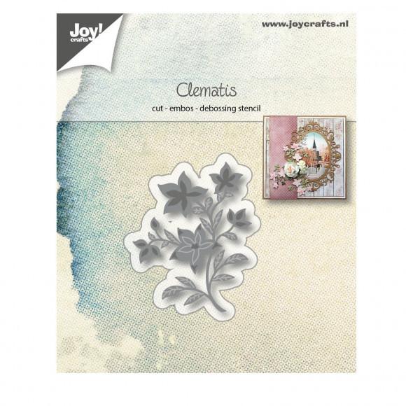 Joy! crafts - Die - Clematis - 6002/1123