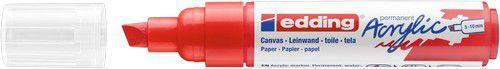 edding-5000 Acrylic Marker verkeersrood 1 ST 5-10mm / 4-5000902 (02-21)