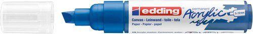 edding-5000 Acrylic Marker gentiaanblauw 1 ST 5-10mm / 4-5000903 (02-21)