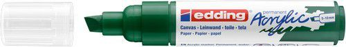 edding-5000 Acrylic Marker mosgroen 1 ST 5-10mm / 4-5000904 (02-21)