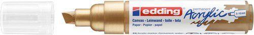 edding-5000 Acrylic Marker goud 1 ST 5-10mm / 4-5000924 (02-21)