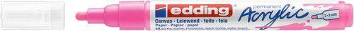 edding-5100 Acrylic Marker neon roze 1 ST 2-3mm / 4-5100069 (02-21)