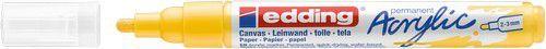 edding-5100 Acrylic Marker verkeersgeel 1 ST 2-3mm / 4-5100905 (02-21)