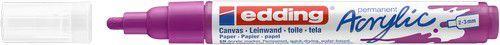 edding-5100 Acrylic Marker bessenrood 1 ST 2-3mm / 4-5100910 (02-21)