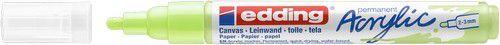edding-5100 Acrylic Marker pastelgroen 1 ST 2-3mm / 4-5100917 (02-21)