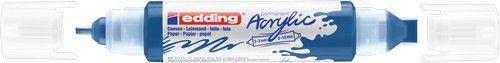 edding-5400 Acrylic Marker gentiaanblauw 1 ST 2-3/5-10mm / 4-5400903 (02-21)