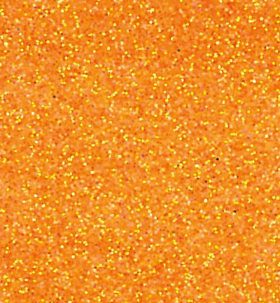 Foam Orange Iridescent