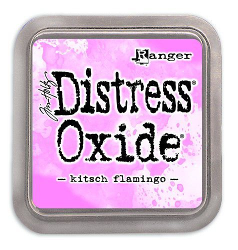 Ranger Distress Oxide - Kitsch Flamingo TDO72614 Tim Holtz (02-21)